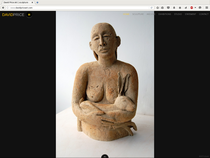 Screenshot-David Price Art | sculpture - Mozilla Firefox