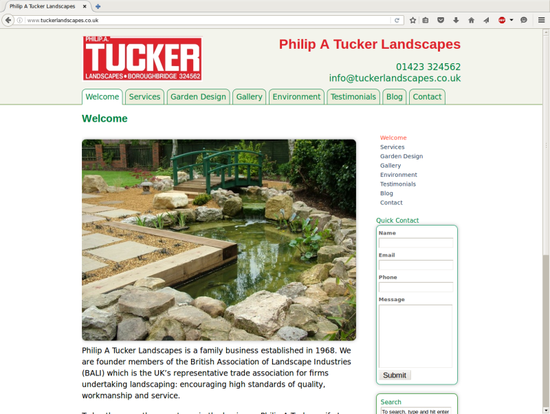 Screenshot-Philip A Tucker Landscapes - Mozilla Firefox